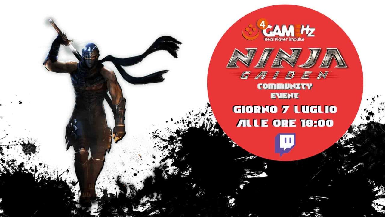 Ninja Gaiden Event