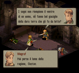 Final Fantasy Tactics italiano