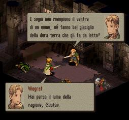Final Fantasy Tactics italiano