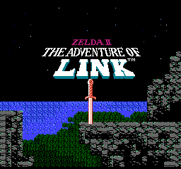 Legend of Zelda: The Adventure of Link
